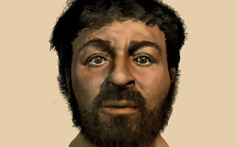 Jesus, Black orWhite.